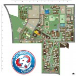 Run4ACause 5k Map