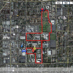 "Event Maps – ""Run 4 Your Cause"" – CSUN"